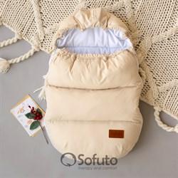 Конверт-матрёшка зимний Sofuto Cream